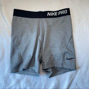 "Nike Pro Athletic Compression Short 5"" Dri-Fit"